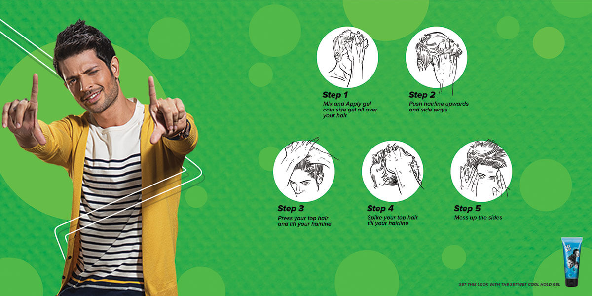 Set Wet - Easy Steps To Get The Poster Boy Look