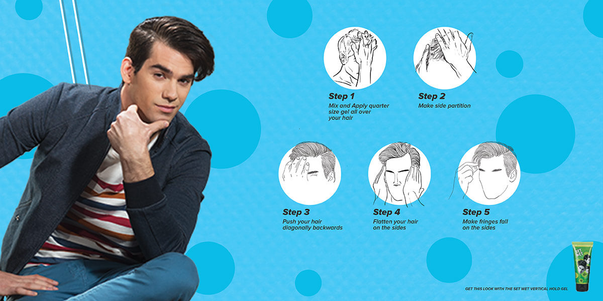 Set Wet - Easy Steps To Get The Gentleman Look