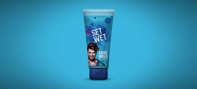 Set wet - COOL HOLD