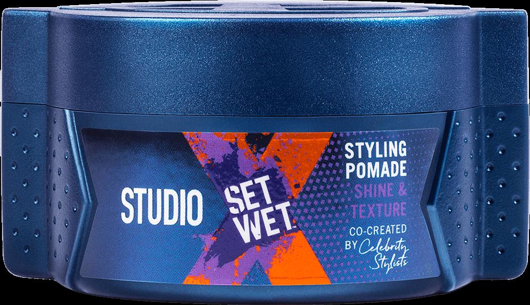 Set Wet - Set Wet Studio X Styling Pomade<br/>(Shine & Texture)