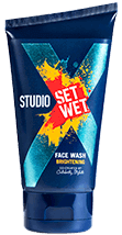 Set Wet - Set Wet Studio X Face Wash (Brightening)
