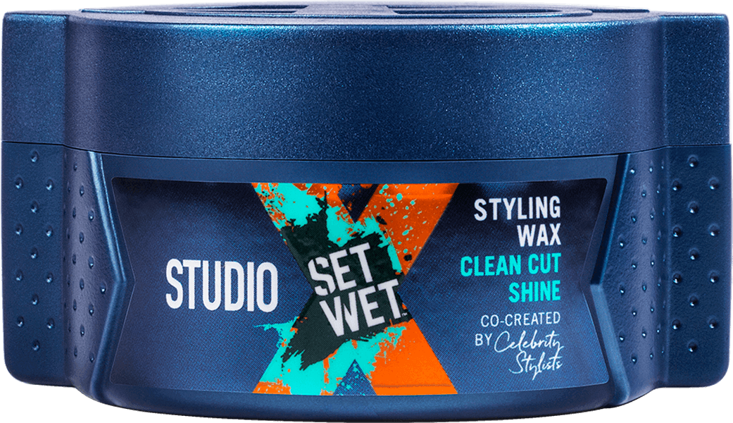 Set Wet - Set Wet Studio X Styling Wax<br/>(Clean Cut & Shine)